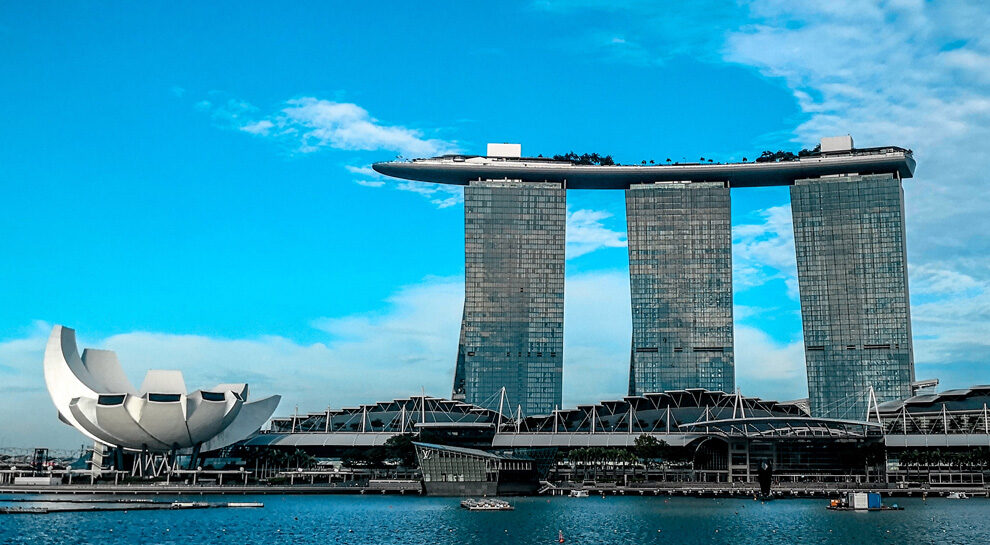 singapore symbolizing payment solutions provider red dot payment