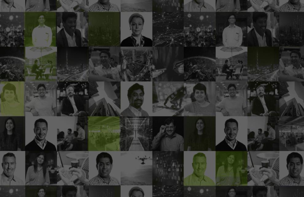 PayU employees image visualizing PayU Fintech Alphabet